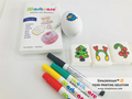 Decorate Holiday Cookie, Candy & Easter Egg with Markcare® Edible Marker