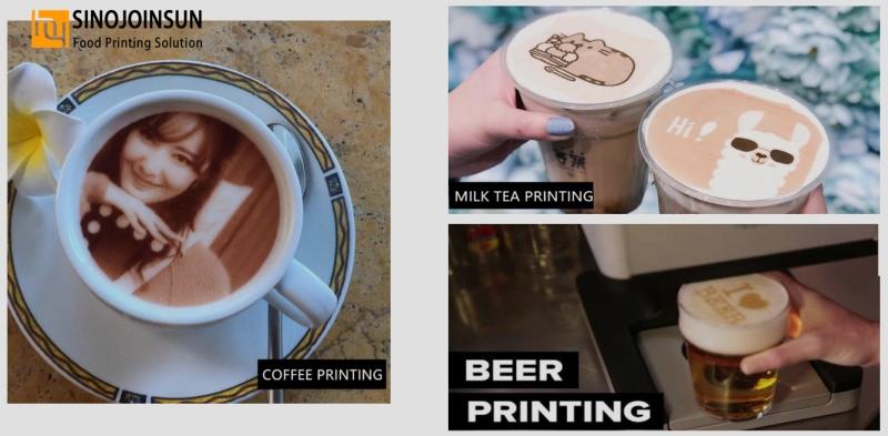 coffee printer applications_副本