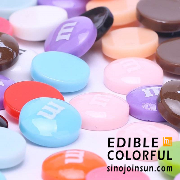 sinojoinsun edible ink printing candy