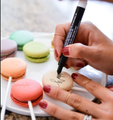Edible markers -safe & edible decorating pen for fondant marshmallow