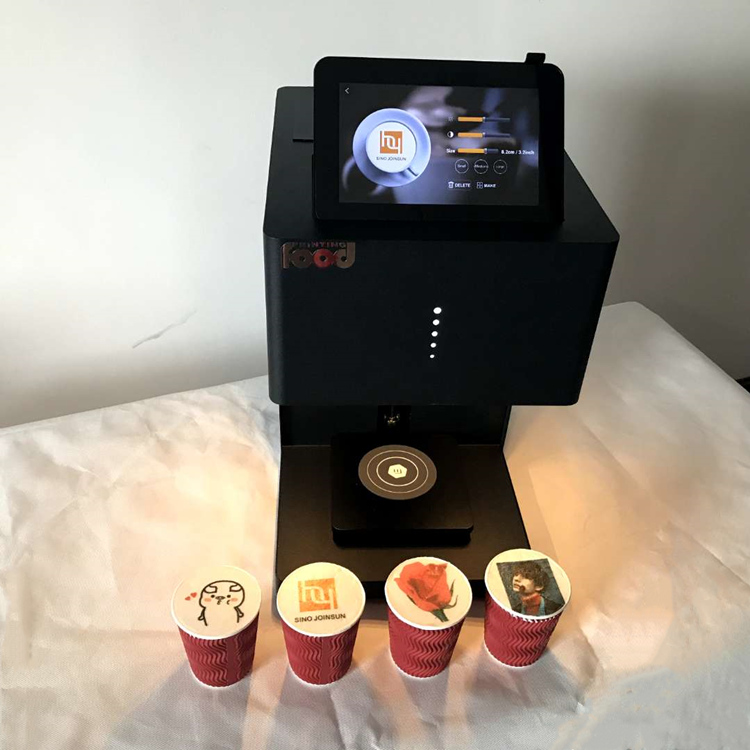 WIFI coffee printer from SinoJoinsun