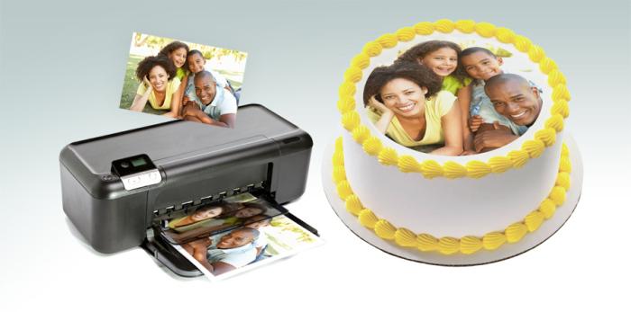 print photo on cake
