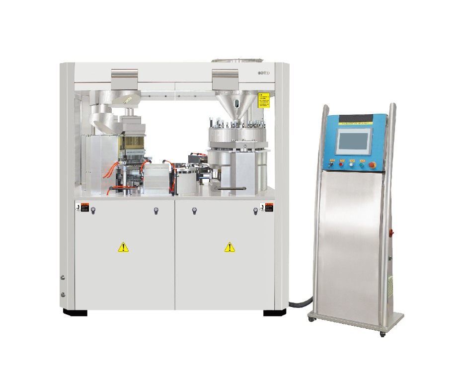 NJP8500 AUTOMATIC CAPSULE FILLING MACHINE