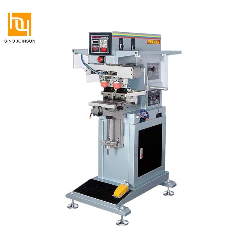 Convenient Pad Printing Machine for Fruit Printing