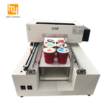 Automatic A4 Desktop Food Printer for Cake, Cookie & Coffee