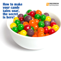 How to Make Your Candy Sales Soar, the Secret is Here!